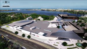 Extindere City Park Mall Constanta