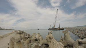 Reducerea eroziunii costiere – faza II